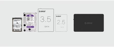 Кутия за диск ORICO 3.5 inch Tool Free 3569S3