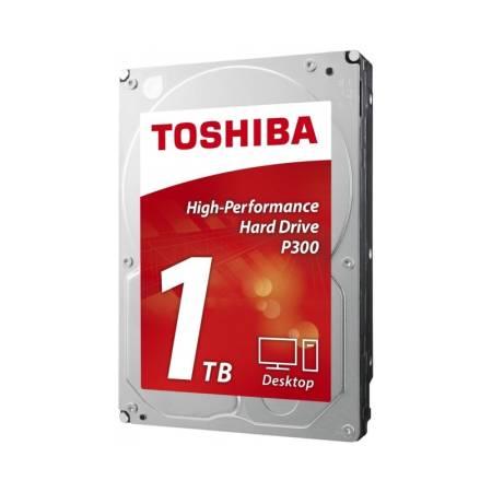 "Твърд диск TOSHIBA P300 3.5"" 1TB 64MB SATAIII-600 HDWD110UZSVA"