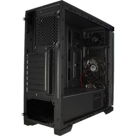 Кутия за настолен компютър Segotep K5 Black