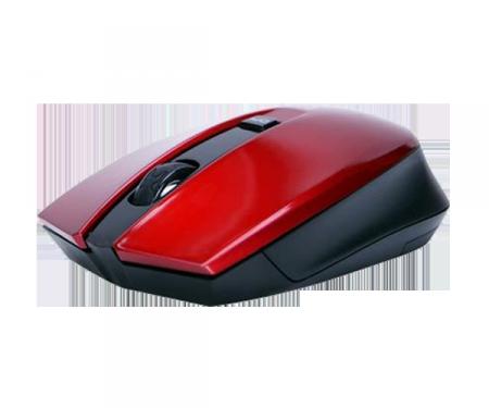 Безжична мишка Zalman ZM-M520W RED