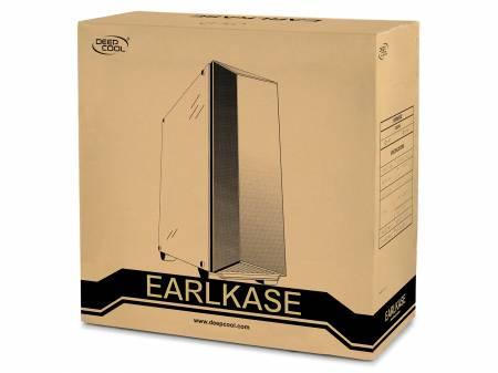 Кутия за настолен компютър Deepcool EARLKASE RGB v2
