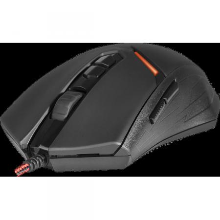 RGB геймърска мишка Redragon Nemeanlion 2 M602-1-BK