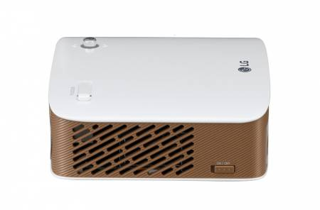 LG PH150G Portable MiniBeam Projector