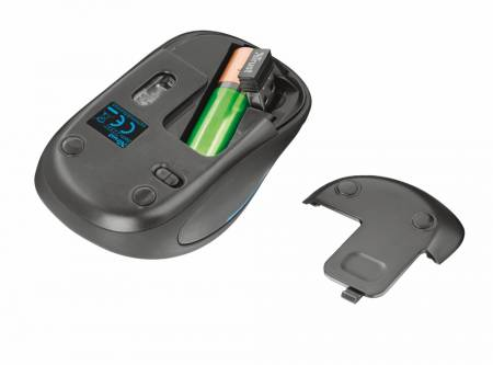 TRUST Yvi FX Wireless Mouse - geometrics