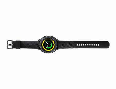 Samsung Watch Gear S3 Sport Black