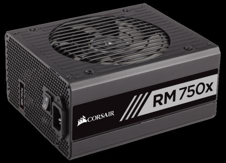 Захранване Corsair RMx Series RM750x Power Supply