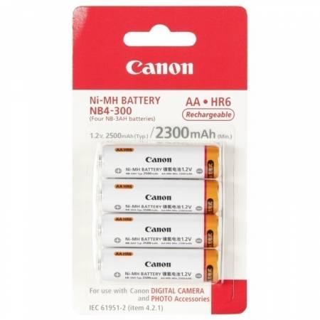 Canon NiMH Baterry NB4-300