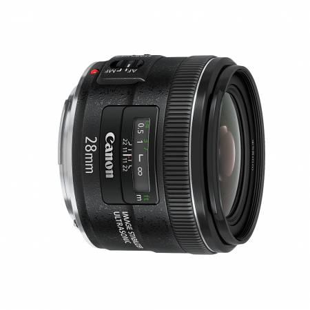 Canon LENS EF 28mm f/2.8 IS USM