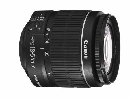 Canon LENS EF-S 18-55mm f/3.5-5.6 IS II