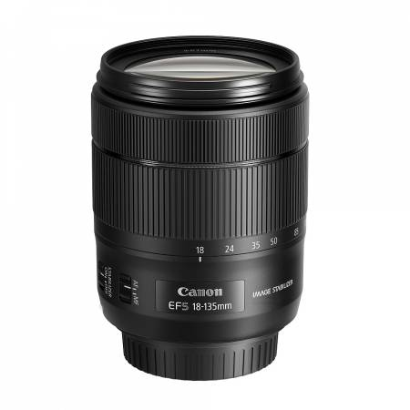 Canon LENS EF-S 18-135mm f/3.5-5.6 IS USM