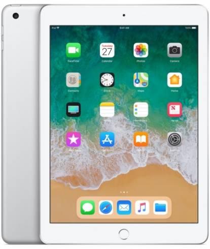Apple 9.7-inch iPad 6 Wi-Fi 32GB - Silver
