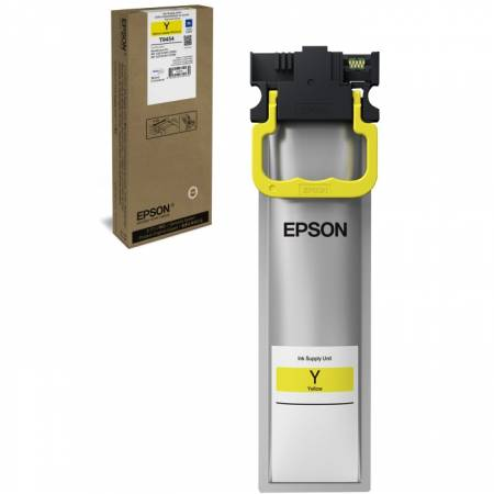 Epson WF-C5xxx Series Ink Cartridge XL Yellow