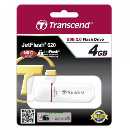 Transcend 4GB JETFLASH 620 (Red)