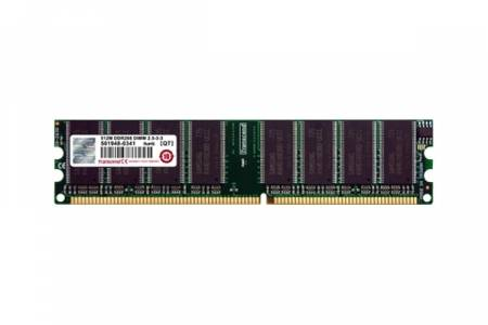 Transcend 512MB 184pin DIMM DDR400 CL3 Gold Lead
