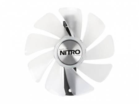 Вентилатор за видео карта Sapphire NITRO GEAR LED FAN (WHITE) LITE