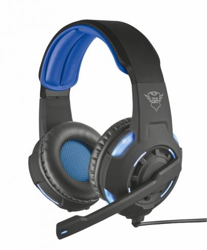 TRUST GXT 350 Radius 7.1 Surround Headset