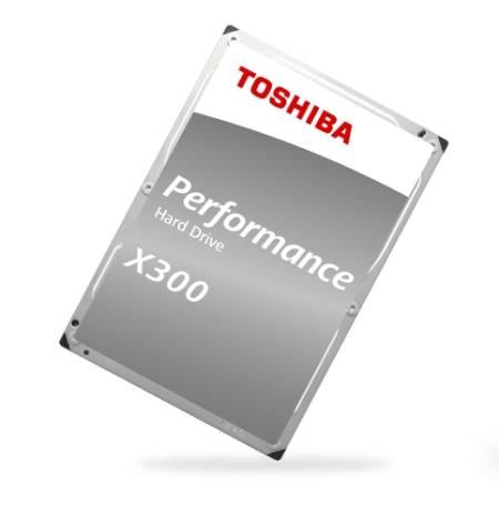 Toshiba X300 - High-Performance Hard Drive 10TB (7200rpm/256MB)