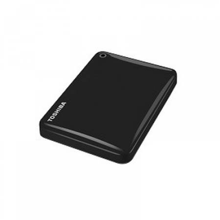 "Toshiba ext. drive 2.5"" Canvio Alu 500GB Black"