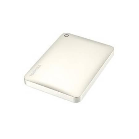 """Toshiba ext. drive 2.5"""" Canvio Alu 500GB Silver"""
