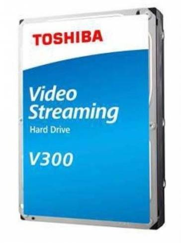 Toshiba V300 - Video Streaming Hard Drive 2TB BULK