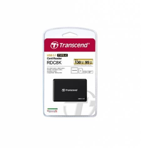 Transcend USB3.1 Gen1 All-in-1 Multi Card Reader