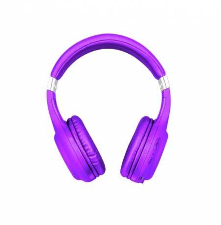 TRUST Dura Bluetooth wireless headphones - purple