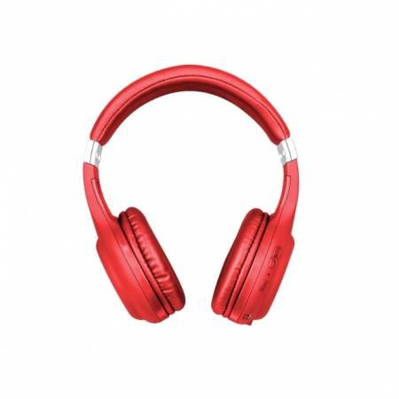 TRUST Dura Bluetooth wireless headphones - red