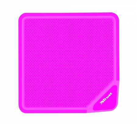 TRUST Primo Wireless Bluetooth Speaker - neon pink