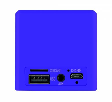 TRUST Primo Wireless Bluetooth Speaker - neon purple