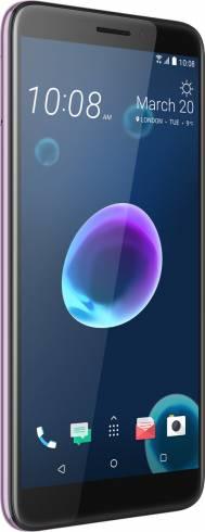 """HTC Breeze (Desire 12) Silver Purple Dual SIM/5.5""""HD+(720 x 1440 pixels)18:9/MediaTek MT6739 (Quad-core) 64-bit/3GB/32GB/Main Camera 13 MP Autofocus"""