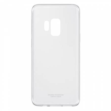 Samsung S9 Clear Cover Transperant