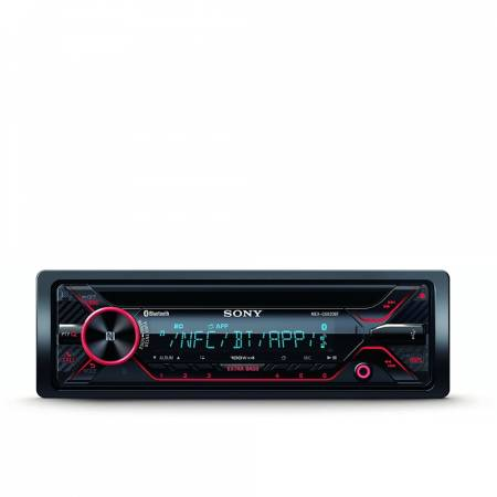 Sony MEX-GS820BT CD Receiver with Dual Bluetooth