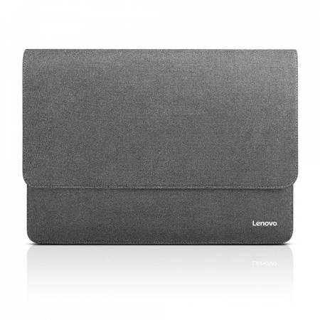 "Lenovo 10"" Laptop Ultra Slim Sleeve with pockets for Miix 310/ 320 Grey"