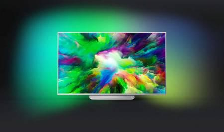 "Philips 49"" UHD 4K TV"