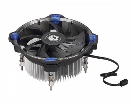 Охладител за процесор ID-Cooling DK-03 Halo Intel Blue
