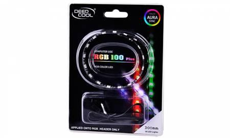 RGB LED осветителна лента за компютърни кутии Deepcool 100 Plus