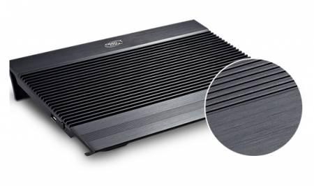 "Охлаждаща подложка за лаптоп DeepCool N8 до 17"""