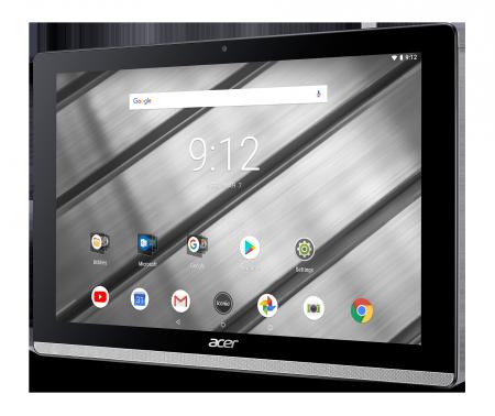 "Tablet Acer Iconia B3-A50FHD-K5XK (Silver) WiFi/10.1"" WUXGA IPS FHD (1920x1200)/MTK MT8167A quad-core Cortex A35 1.5 GHz/1x2GB LPDDR3"
