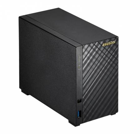 Asustor AS1002T v2 2 bay NAS