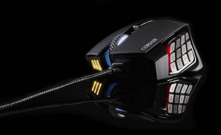 Mишка Corsair Gaming™ Scimitar Pro RGB MOBA/MMO PC Gaming Mouse