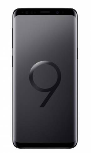 Samsung Smartphone SM-G960F GALAXY S9 STAR Midnight Black + Samsung S9/S9+ Wireless charger standing (w/a TA) Black