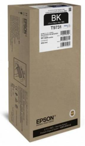 Ink Cartridge EPSON Black XL for WorkForce Pro WF-C869R Ink