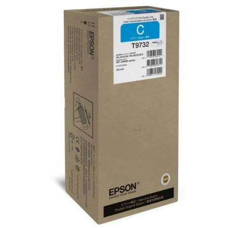 Ink Cartridge EPSON Cyan XL for WorkForce Pro WF-C869R Ink