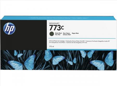 Консуматив HP 773C 775-ml Matte Black Designjet Ink Cartridge