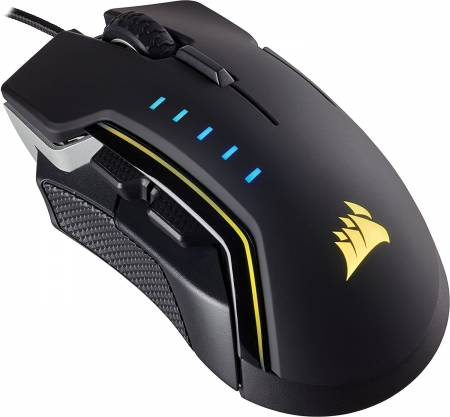 Mишка Corsair Gaming™ GLAIVE RGB Gaming Mouse