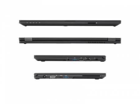 Fujitsu Lifebook U748 Intel Core i7-8550U up to 3.7GHz 8MB