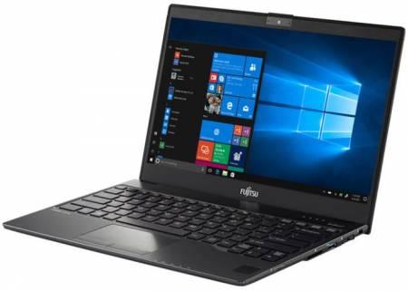 Fujitsu Lifebook Intel Core i7-8650U up to 3.9GHz 8MB; 33.8 cm (13.3') FHD Anti-Glare; 12 GB DDR4 2133 MHz (8GB mod.+4GB onb.); SSD M.2 SATA III 512GB SED;Antennas for WLAN; Intel Dual Band Wireless-AC8265; No LTE Module; 2x digital array mic & HD cam; F