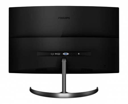 """Монитор Philips 27"""" Curved Full HD 1920 x 1080 4ms 250cd/m2 20M:1 VGA"""