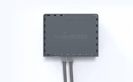 Рутер MIKROTIK hEX S RB760iGS