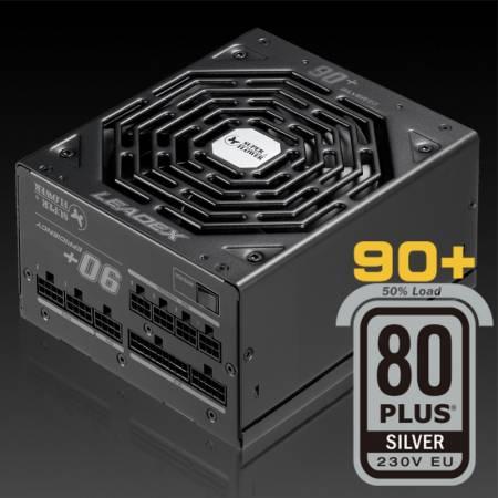 Захранващ блок Super Flower Leadex Silver 550W